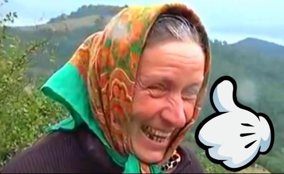 Закарпатська жіночка підкорила інтернет своїм діалектом