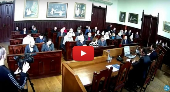 Позачергова сесія Мукачівської міської ради 6 грудня 2016