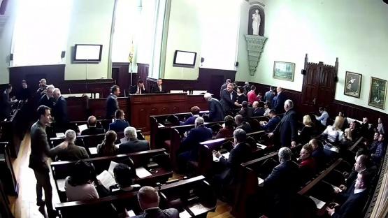 Сесія Мукачівської міської Ради 16 березня 2017