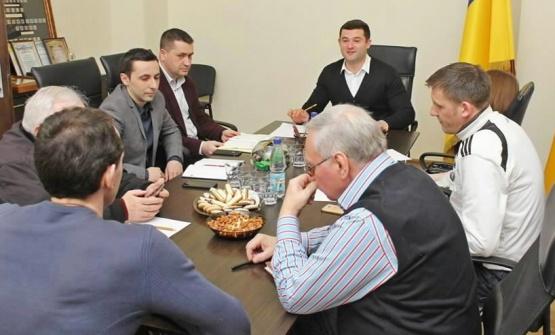 Зустріч Андрія Балоги з журналистами 17.03.2017.  Відео