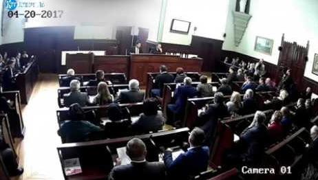 Сесія Мукачівської міської Ради 20.04.2017 Відео
