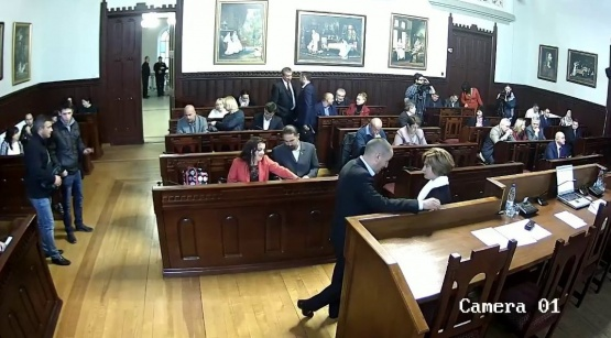 Сесії Мукачівської міської Ради 26.10.2017 ВІДЕО