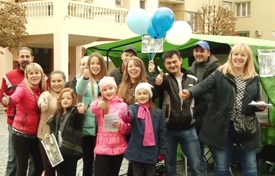 Мукачівці закликають підтримати облаштування Парку Валенберга (ВІДЕО, ФОТО)