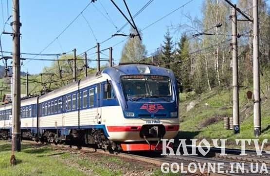 Закарпатці  закликають Укрзалізницю не знімати «топовий» електропотяг