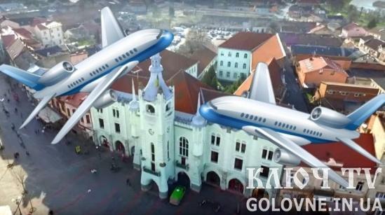 Аеропорт в Мукачеві стане основним для Закарпаття