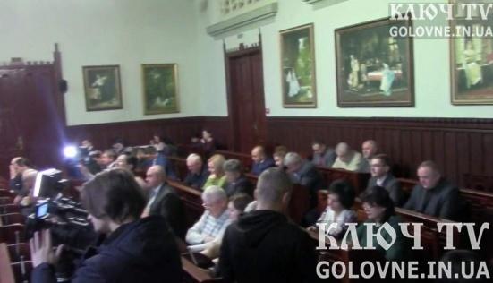 Сесія Мукачівської міської Ради 27.12.2018 Відео